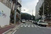 <카메라 고발>해남읍 아파트 밀집지역, 불법주차 '심각'