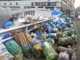 <카메라고발>해남읍은 쓰레기 천국